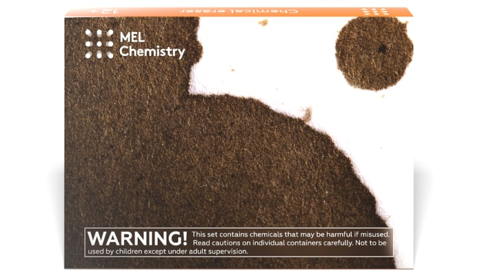 Chemical eraser