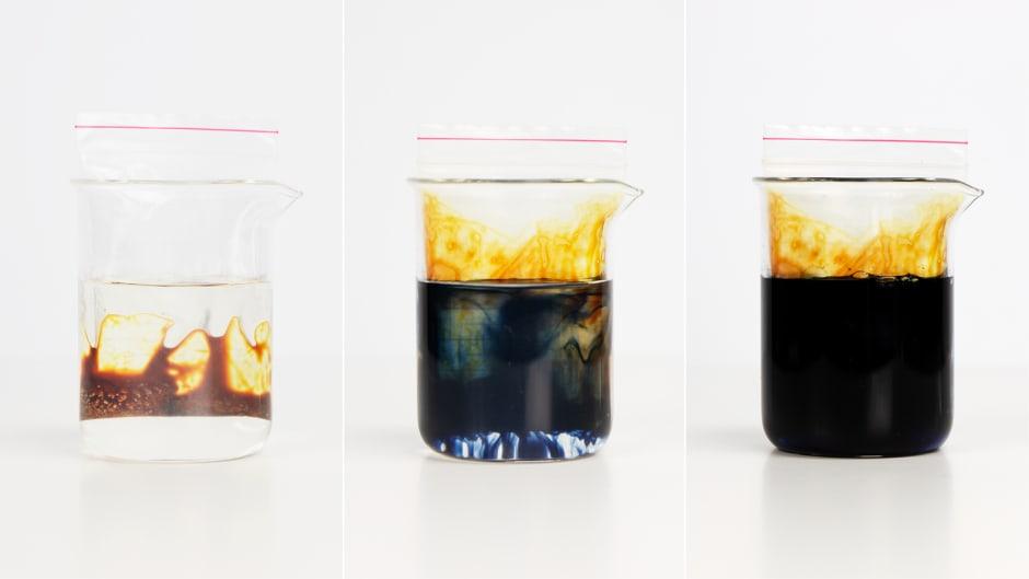Diffusion through plastics