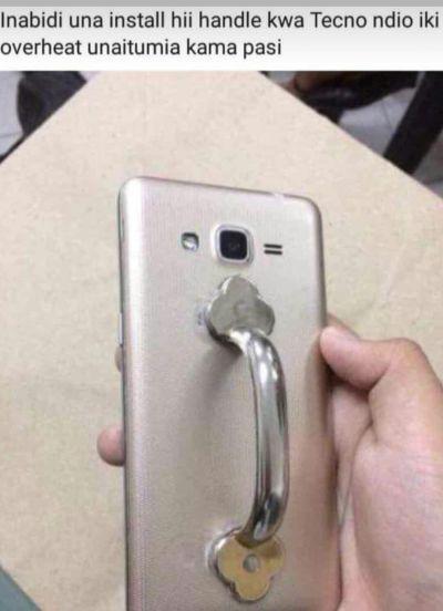 Techno phones