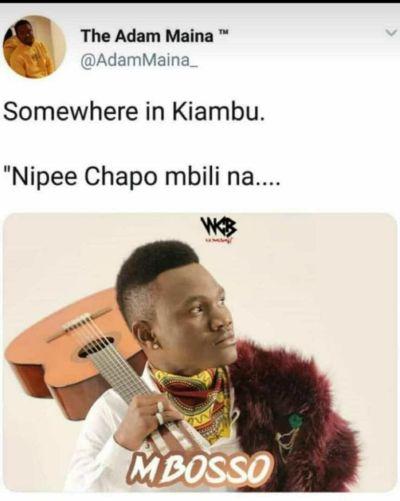 Chapo mbosso