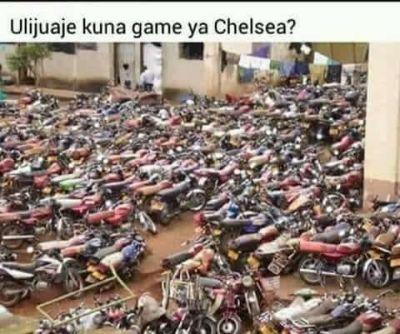 Umejuaje Kuna game ya chelsea