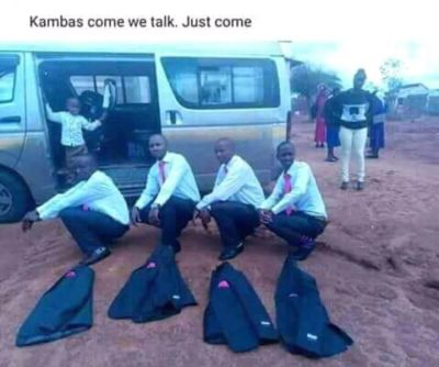 Kambas come we just want to talk