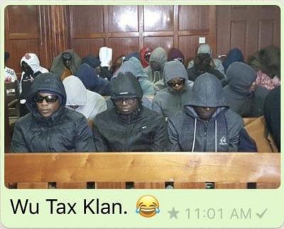 wu tax klan