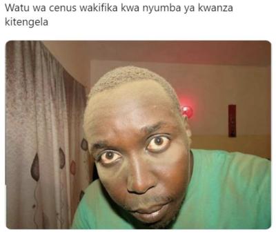 watu wa census wakifika Kitengela kenya census 2019