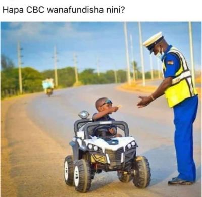Hapa CBC wanafundisha nini