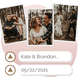 Memento Save the Date