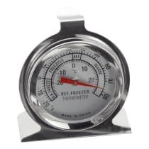 Judge Stainless Steel Fridge Freezer Thermometer
