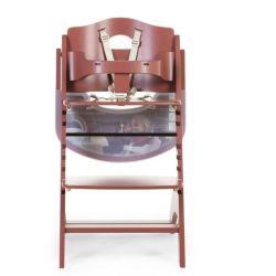 Baby Grow High Chair Lambda 3 - Dusky Red