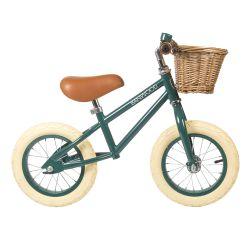 Banwood First Go! Balance Bike - Dark Green