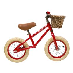 Banwood First Go! Balance Bike - Red