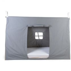 Charcoal Grey Cover for Tipi Bed Frame - 90x200cm