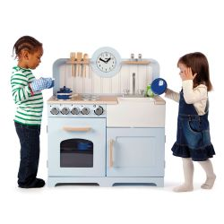 Country Play Kitchen (Blue)
