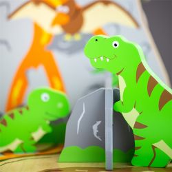 Dinosaur Island Playset
