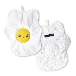 Egg Crinkle Baby Toy
