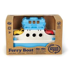 Ferry Boat with Cars Bath Toy