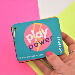 PlayPOWER Cards - For Parents