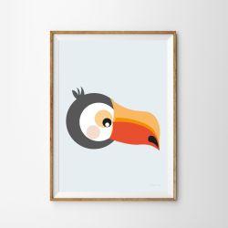 Toucan Kids Poster