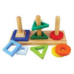 Twist & Turn Puzzle Board