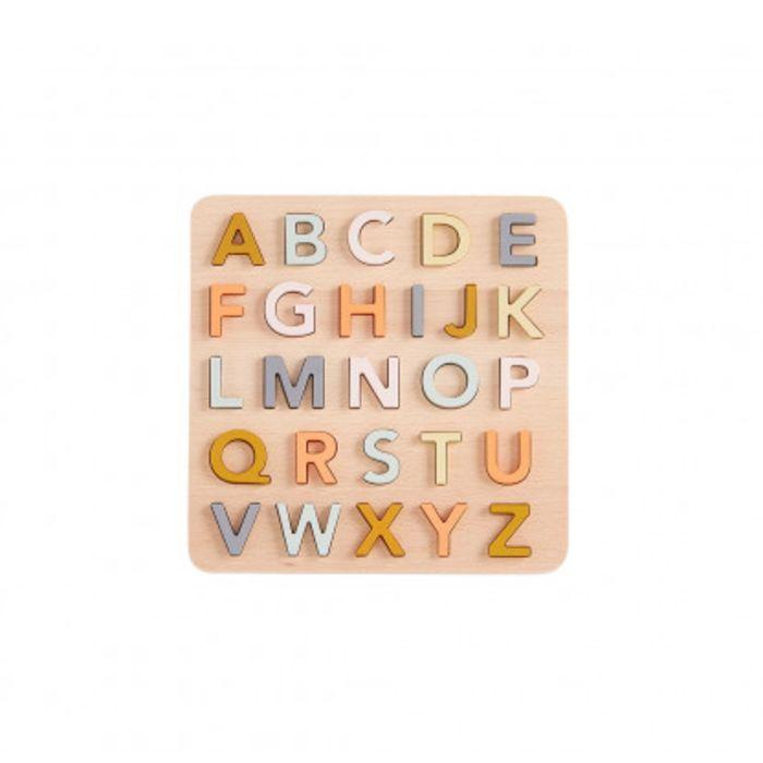 ABC Wooden Puzzle