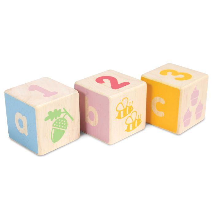 ABC Wooden Blocks
