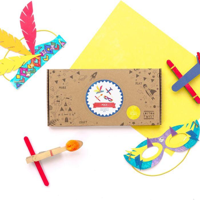 Adventurers Craft Kit Activity Box