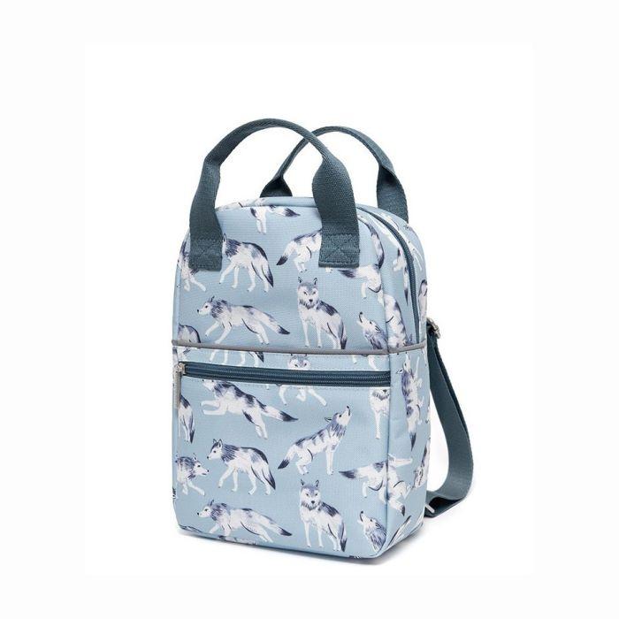 Backpack Wolves