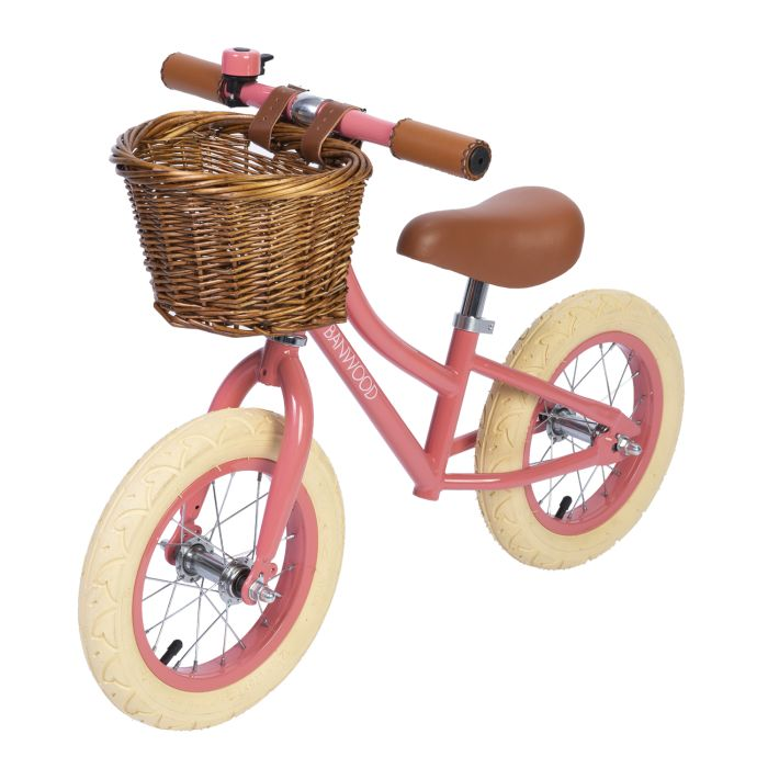 Banwood First Go! Balance Bike - Coral