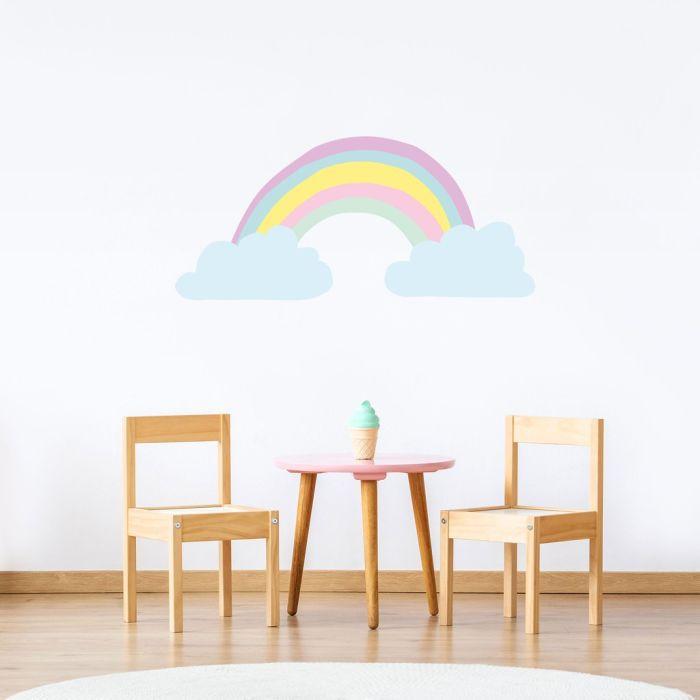 Big Rainbows Decal