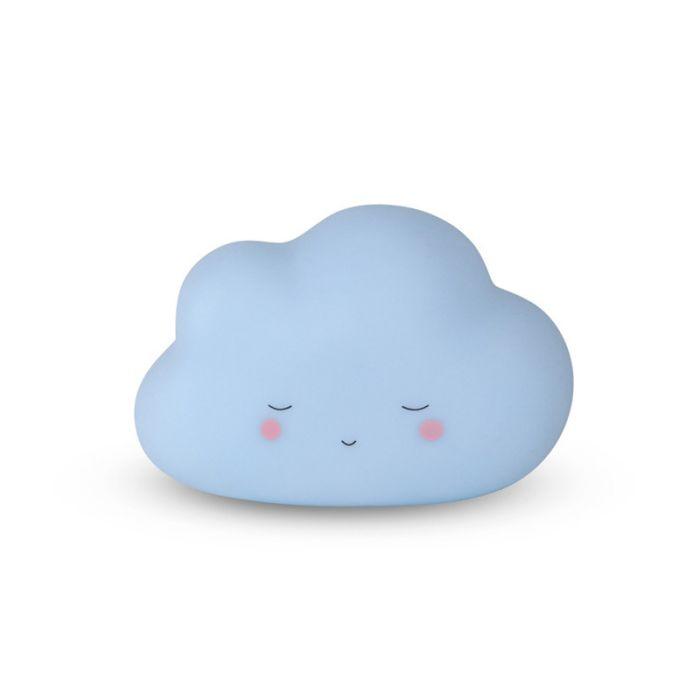Blue Cloud Night Light - Small