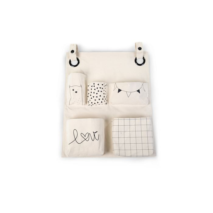 Canvas Wall Organiser