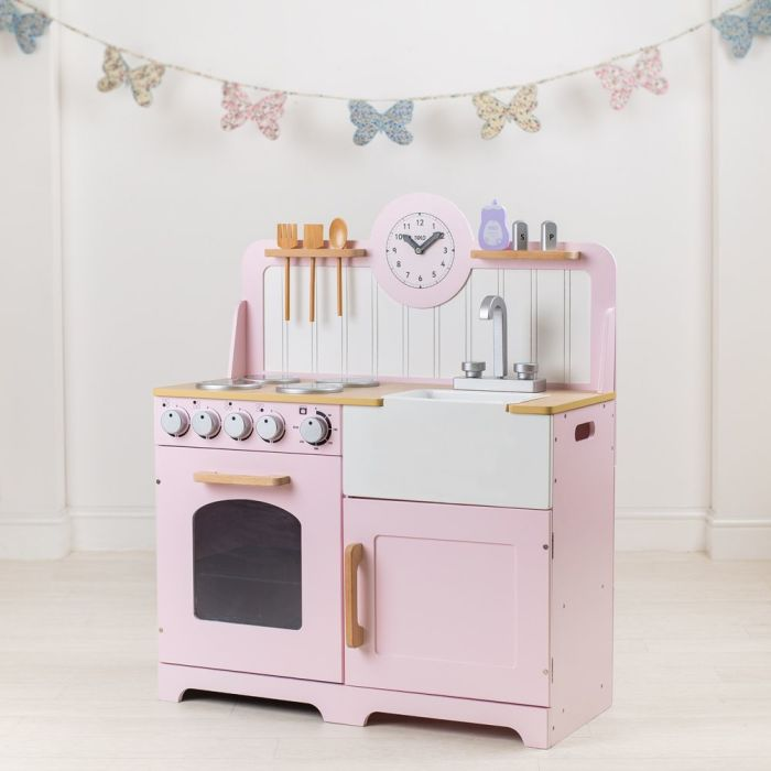 Country Play Kitchen (Pink)