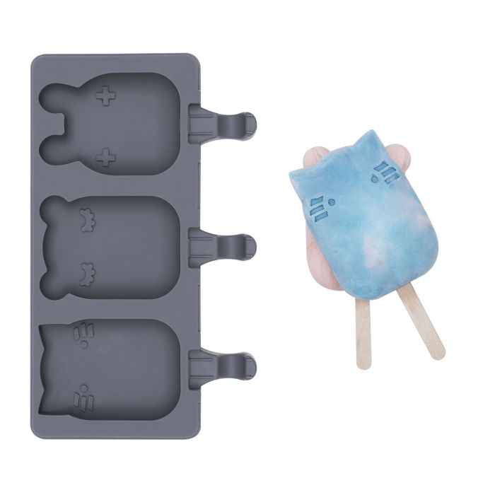 Dark Grey Frostie/Ice Pop Mould