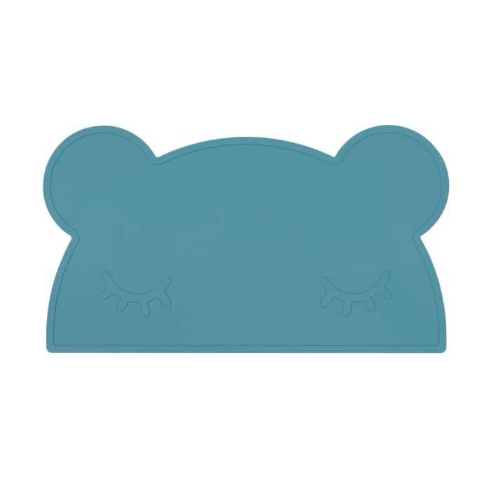 Dusky Blue Bear Placemat