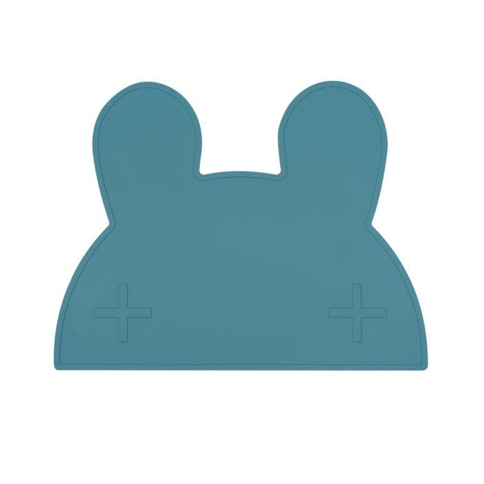 Dusky Blue Bunny Placemat