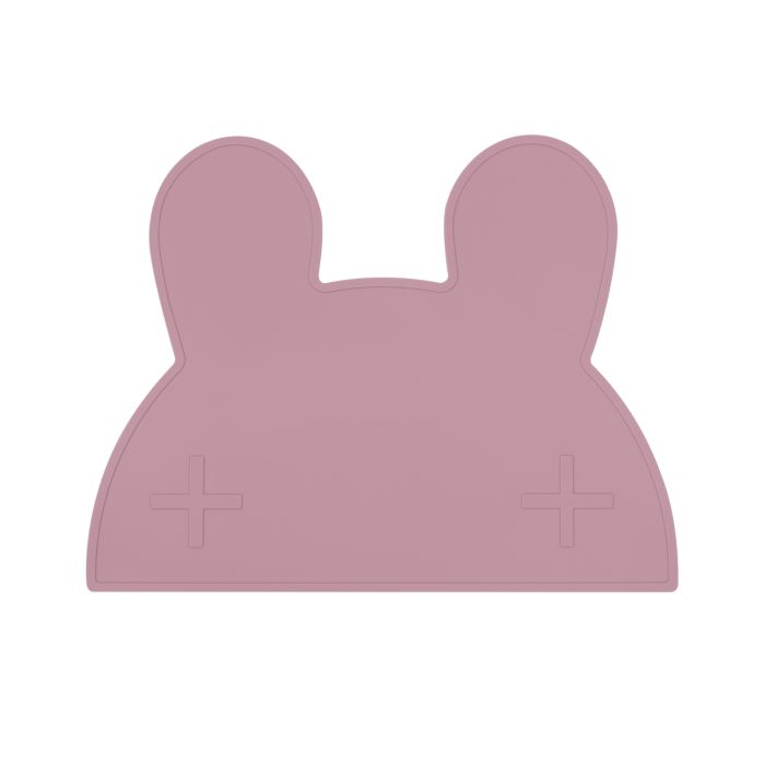 Dusky Pink Bunny Placemat