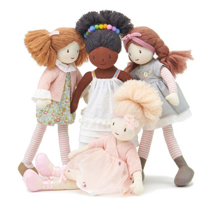 Esme Rainbow Rag Doll