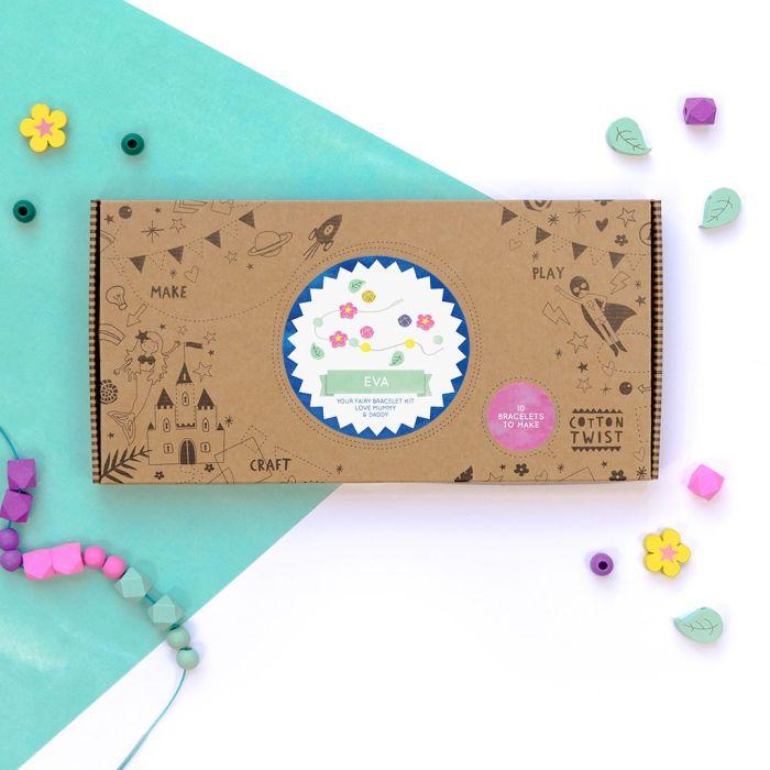 Fairy & Woodland - Bracelet Making Kit
