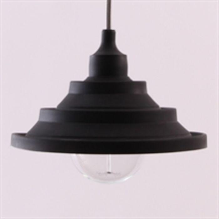 Flex Pendant Lamp - Black