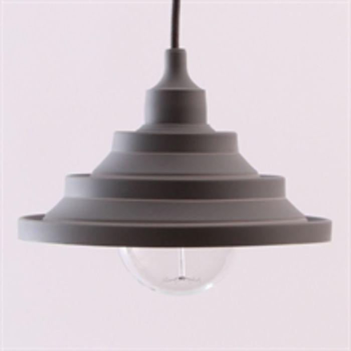 Flex Pendant Lamp - Dark Grey