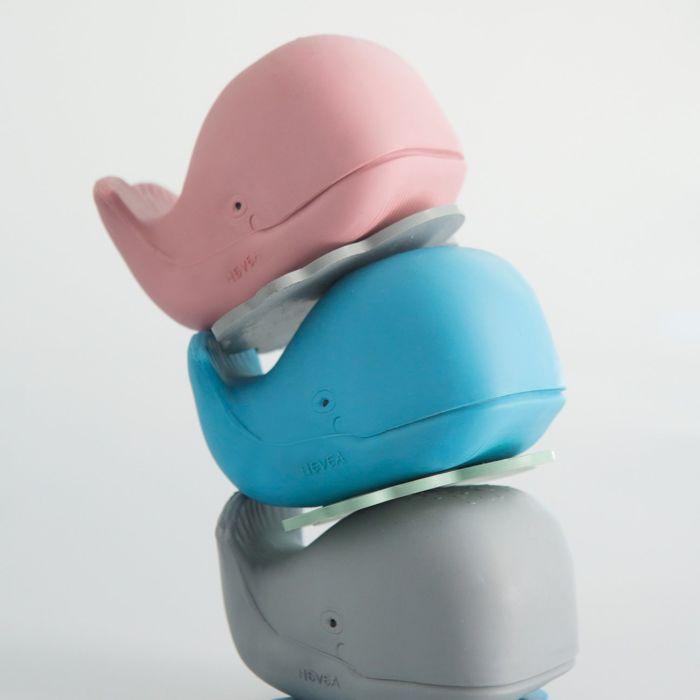 HEVEA Harald the Whale Bath Toy