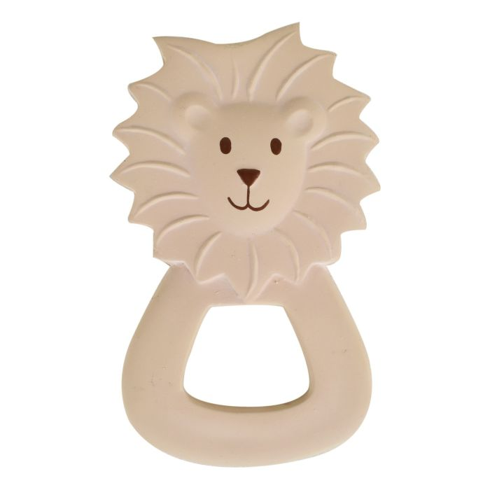 Lion - Natural Rubber Baby Teether