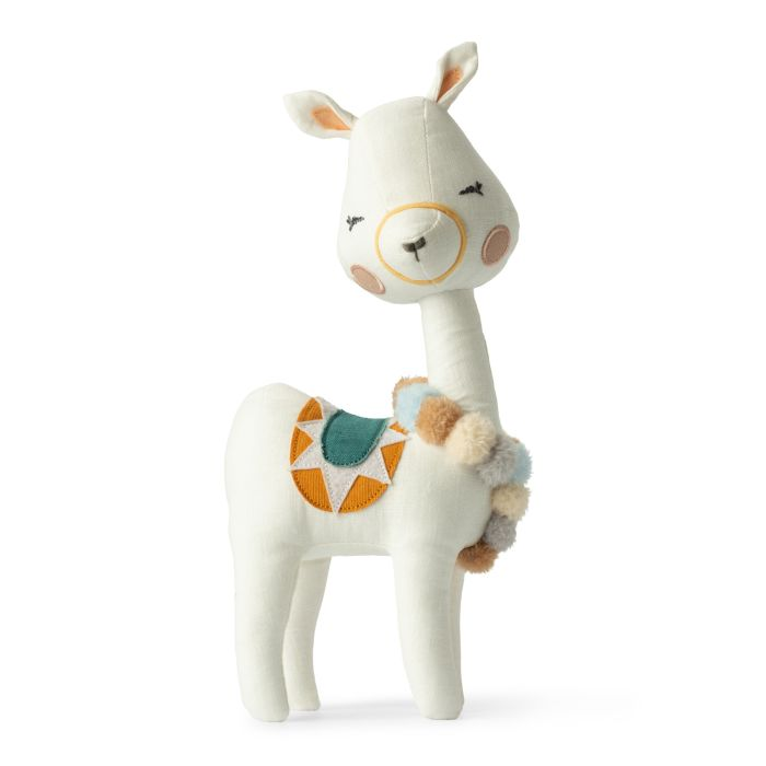 Llama Soft Toy with Gift Box