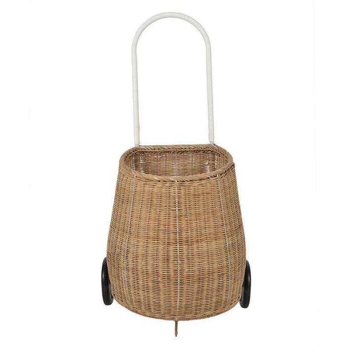 Luggy Basket - Big Natural