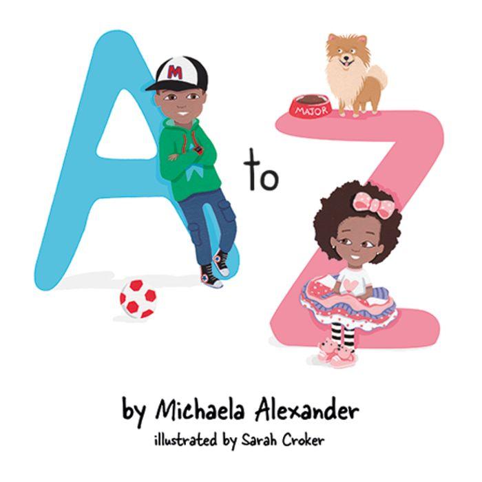 Miles & Mia A to Z Book