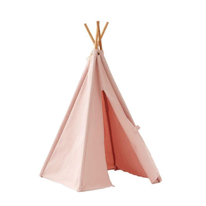 Mini Tipi Tent - Pink