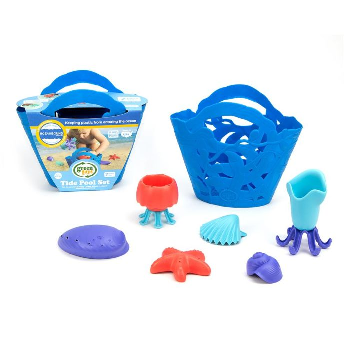 Ocean Bound Tide Pool Set Toys