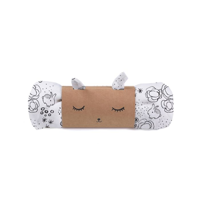 Organic Cotton Swaddle - Bunny