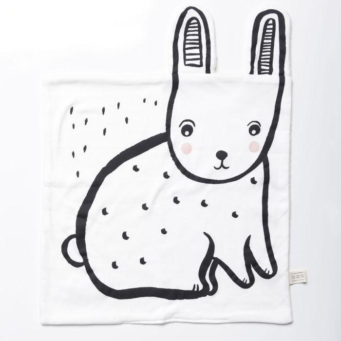 Organic Snuggle Blanket – Bunny