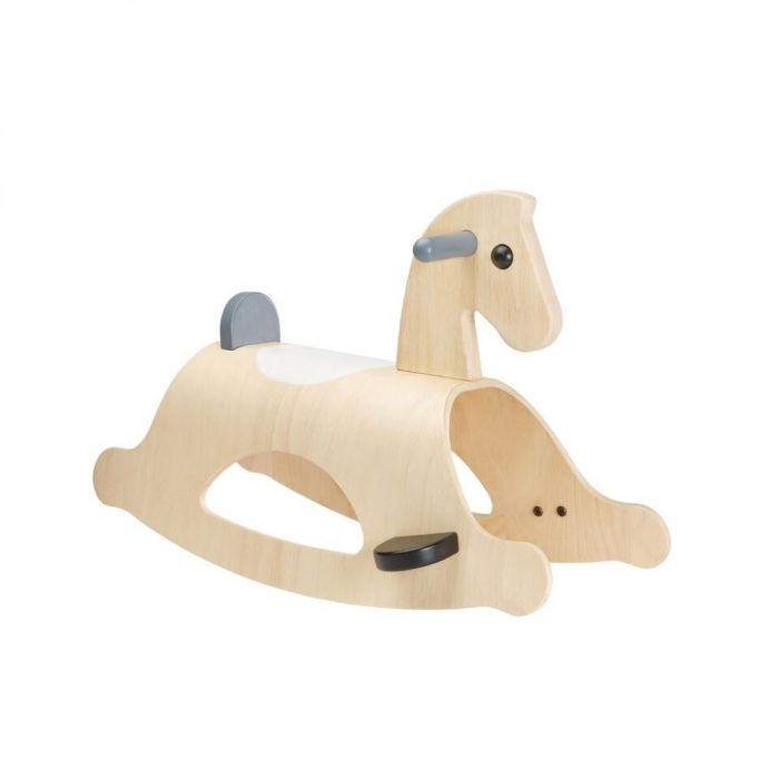 Palominio Wooden Rocking Horse