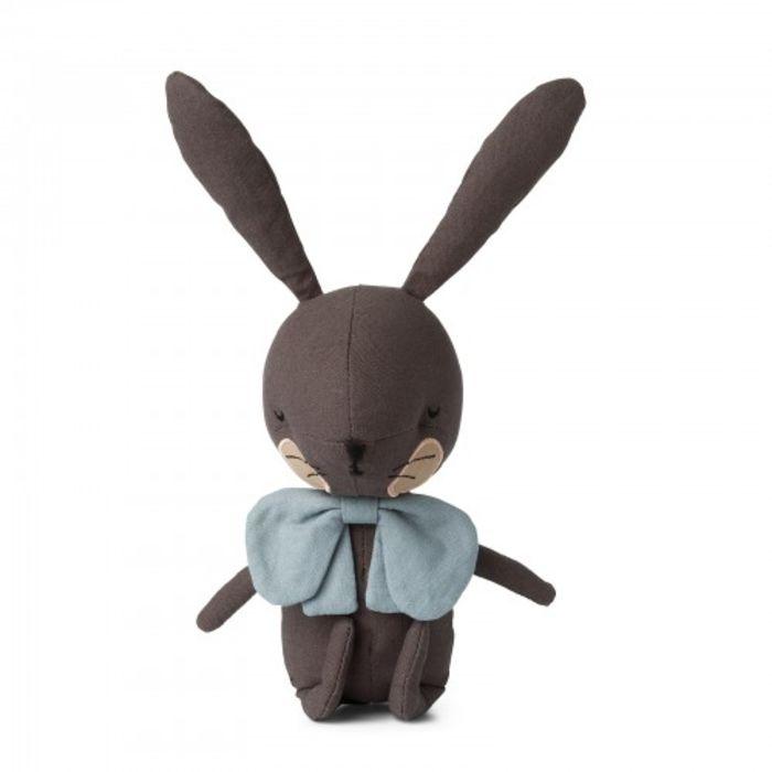 Picca Loulou Rabbit - Grey Rabbit in Gift Box